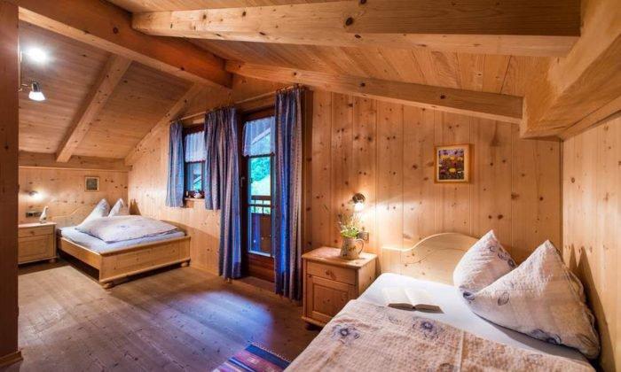 Unsere Ferienwohnungen in Tiers am Rosengarten: Wählen Sie aus vier behaglichen Appartements in den Dolomiten