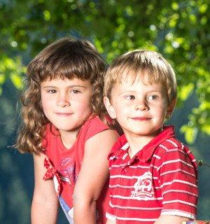 Johanna und Silas