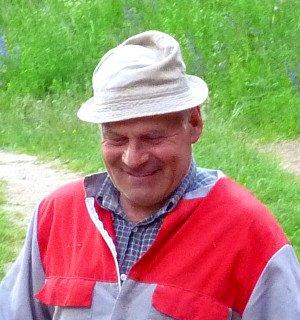 Sono nonno Helmut