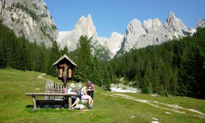 Wanderurlaub Dolomiten 1