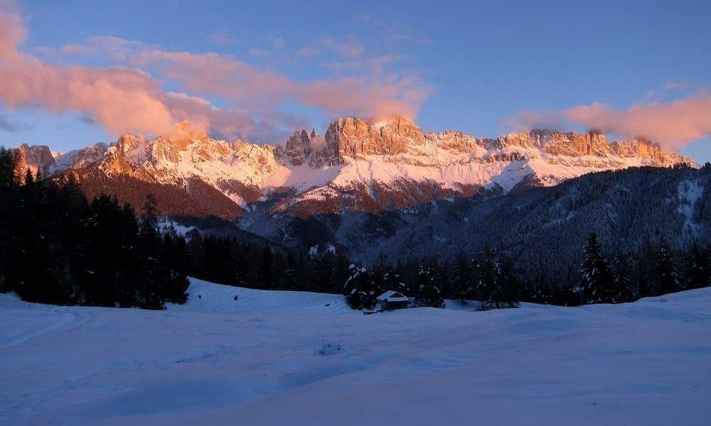 Vacanza invernale nelle Dolomiti