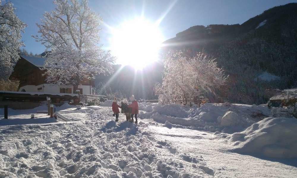 vacanza sugli sci in Alto Adige