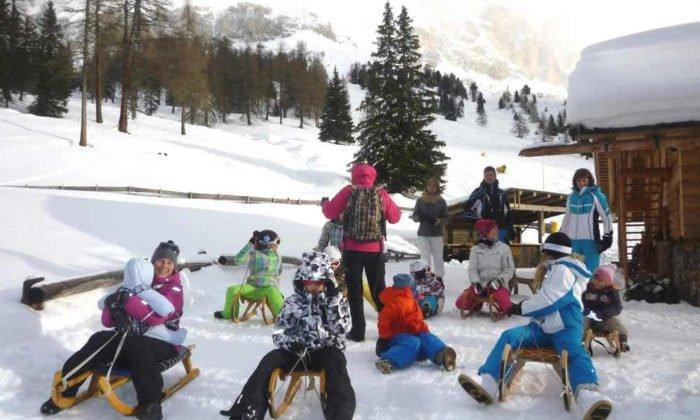 Winterurlaub auf dem Bauernhof mit Flair und vielen Möglichkeiten